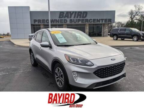 2020 Ford Escape for sale at Bayird Truck Center in Paragould AR