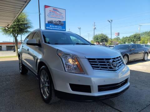 2013 Cadillac SRX for sale at Magic Auto Sales - Cash Cars in Dallas TX