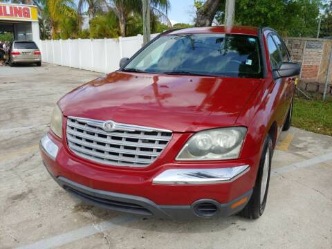 2005 Chrysler Pacifica for sale at Autos by Tom in Largo FL