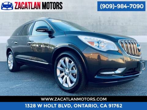 2014 Buick Enclave for sale at Ontario Auto Square in Ontario CA