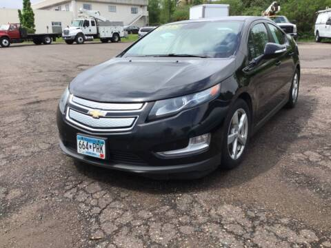 2012 Chevrolet Volt for sale at Sparkle Auto Sales in Maplewood MN