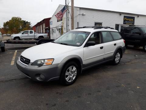 2005 Subaru Outback for sale at Plaistow Auto Group in Plaistow NH
