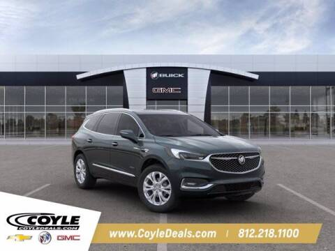 2020 Buick Enclave for sale at COYLE GM - COYLE NISSAN - New Inventory in Clarksville IN