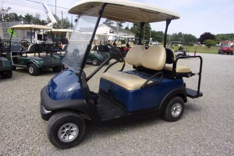 2012 Club Car Precedent 4 Passenger 48 Volt for sale at Area 31 Golf Carts - Electric 4 Passenger in Acme PA