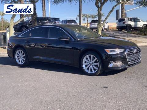 2019 Audi A6 for sale at Sands Chevrolet in Surprise AZ