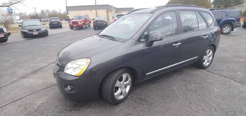 2008 Kia Rondo for sale at PEKARSKE AUTOMOTIVE INC in Two Rivers WI