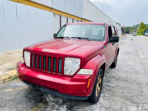 2012 Jeep Liberty for sale at AUTO PLUG in Jacksonville FL