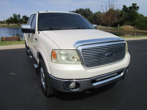 2007 Ford F-150 for sale at Oklahoma Trucks Direct in Norman OK