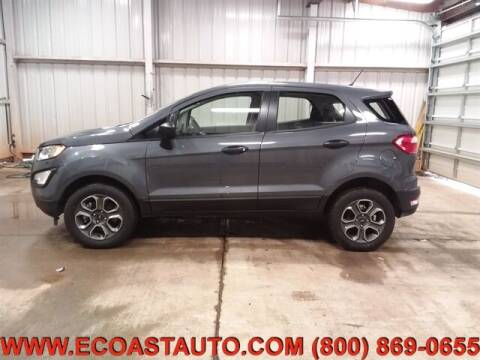 2019 Ford EcoSport for sale at East Coast Auto Source Inc. in Bedford VA