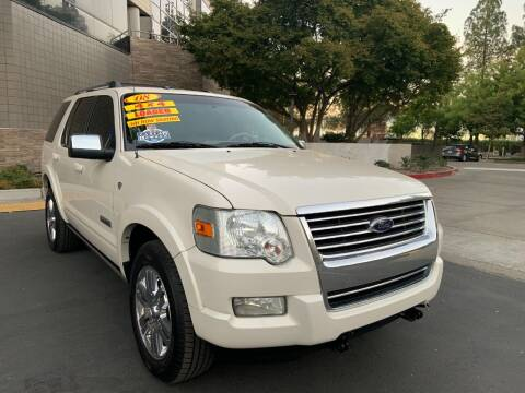 2008 Ford Explorer for sale at Right Cars Auto Sales in Sacramento CA