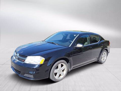 2013 Dodge Avenger for sale at Fitzgerald Cadillac & Chevrolet in Frederick MD