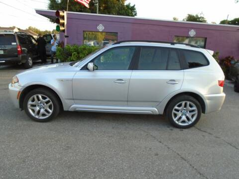 2007 BMW X3 for sale at Bargain Auto Mart Inc. in Kenneth City FL