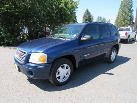 2002 GMC Envoy for sale at Triple C Auto Brokers in Washougal WA