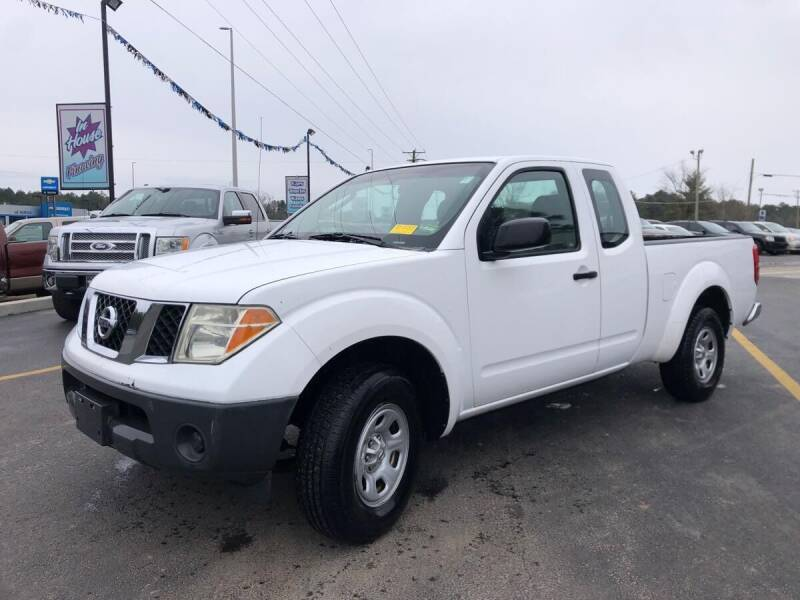 2008 Nissan Frontier for sale at The Car Cove, LLC in Muncie IN