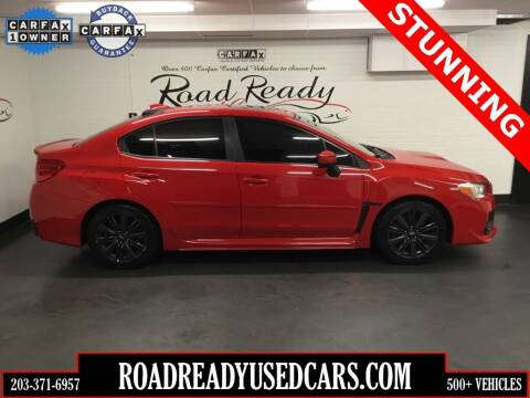 2015 Subaru WRX for sale at Road Ready Used Cars in Ansonia CT
