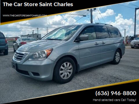 2009 Honda Odyssey for sale at The Car Store Saint Charles in Saint Charles MO