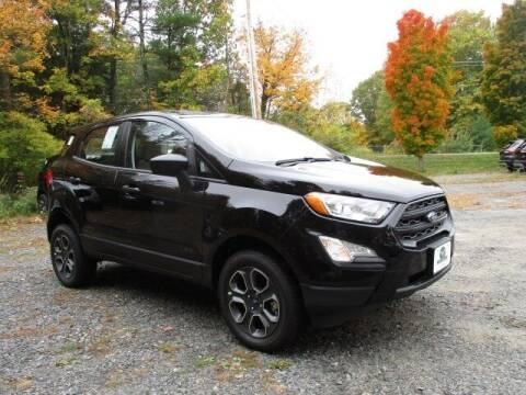 2020 Ford EcoSport for sale at MC FARLAND FORD in Exeter NH