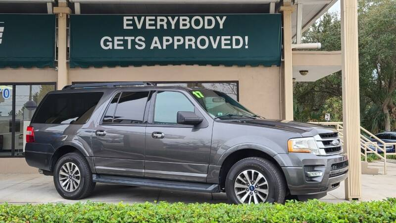 2017 Ford Expedition EL for sale at Dunn-Rite Auto Group in Longwood FL