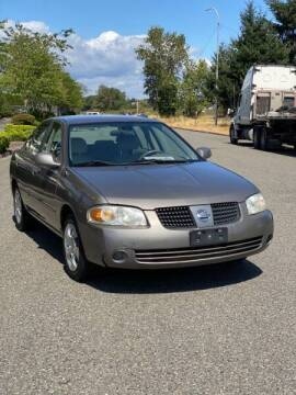 2006 Nissan Sentra for sale at Washington Auto Sales in Tacoma WA