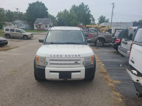2007 Land Rover LR3 for sale at All State Auto Sales, INC in Kentwood MI