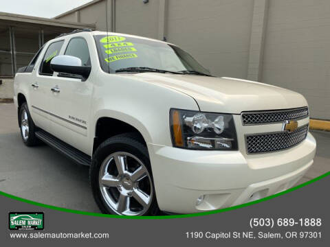 2011 Chevrolet Avalanche for sale at Salem Auto Market in Salem OR