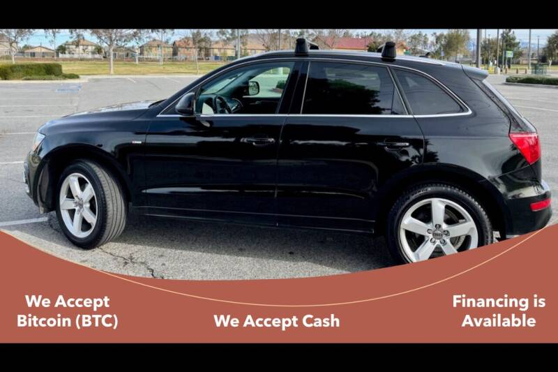 2011 Audi Q5 for sale at Canyon Auto Group in Riverside CA