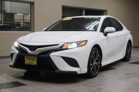 2018 Toyota Camry for sale at Jeremy Sells Hyundai in Edmunds WA