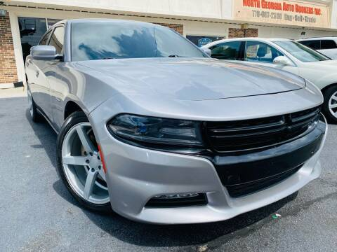2016 Dodge Charger for sale at North Georgia Auto Brokers in Snellville GA