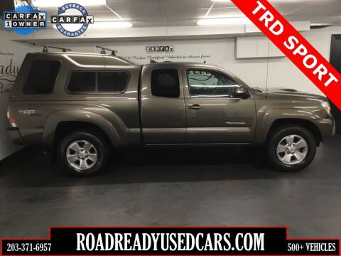 2012 Toyota Tacoma for sale at Road Ready Used Cars in Ansonia CT