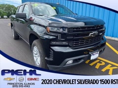 2020 Chevrolet Silverado 1500 for sale at Piehl Motors - PIEHL Chevrolet Buick Cadillac in Princeton IL