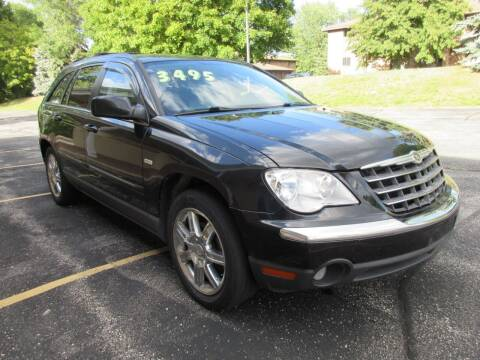 2007 Chrysler Pacifica for sale at Fox River Motors, Inc in Green Bay WI