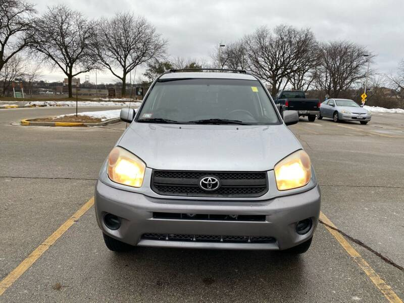 2005 Toyota RAV4 for sale at Sphinx Auto Sales LLC in Milwaukee WI