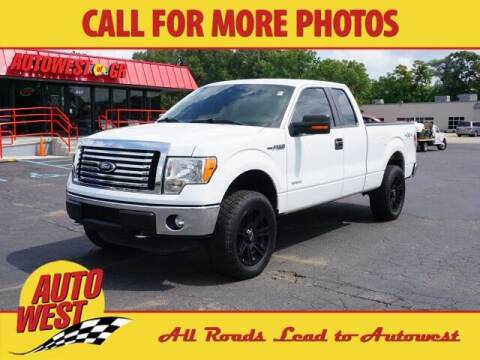 2012 Ford F-150 for sale at Autowest of GR in Grand Rapids MI