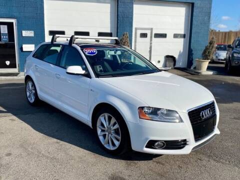 2012 Audi A3 for sale at Saugus Auto Mall in Saugus MA