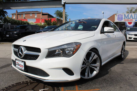 2019 Mercedes-Benz CLA for sale at MIKEY AUTO INC in Hollis NY