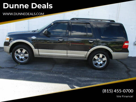 2010 Ford Expedition for sale at Dunne Deals in Crystal Lake IL