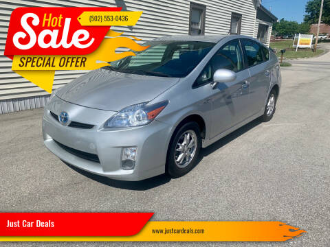 2010 Toyota Prius for sale at Just Car Deals in Louisville KY