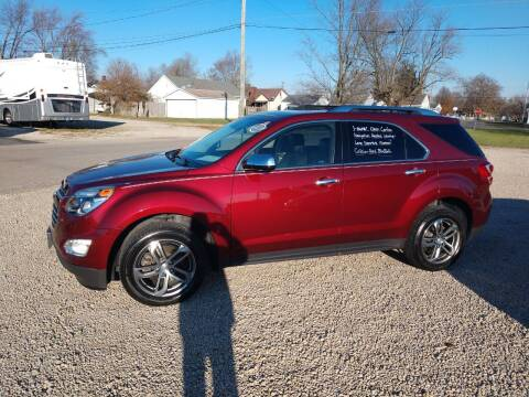2017 Chevrolet Equinox for sale at Economy Motors in Muncie IN