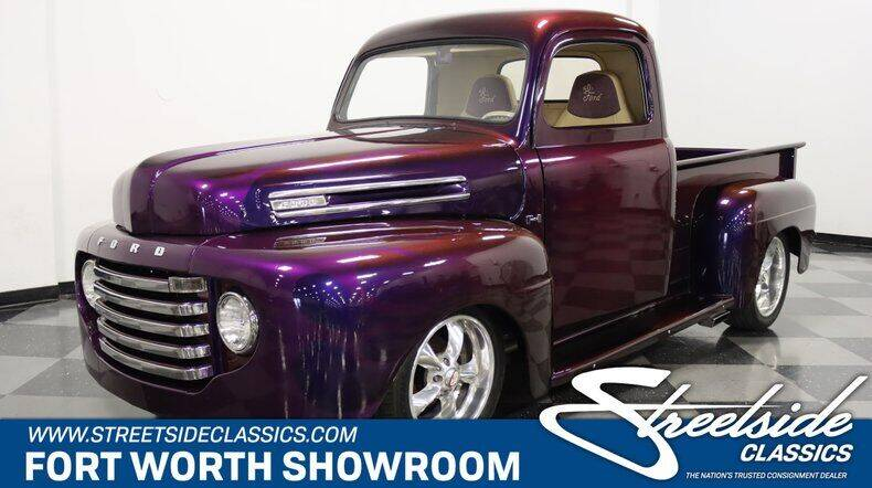 1950 Ford F-100 for sale in Fort Worth, TX