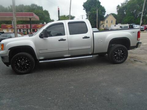 2011 GMC Sierra 2500HD for sale at Nelson Auto Sales in Toulon IL