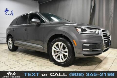 2019 Audi Q7 for sale at AUTO HOLDING in Hillside NJ
