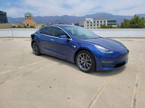 2020 Tesla Model 3 for sale at Used Cars Los Angeles in Los Angeles CA