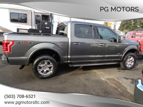 2016 Ford F-150 for sale at PG Motors in Portland OR