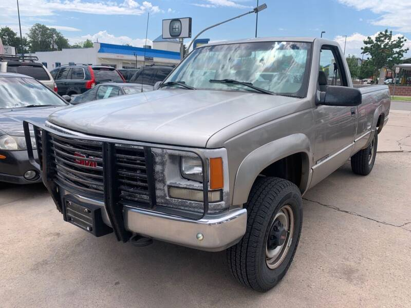 2000 GMC C/K 3500 Series for sale at Shift Automotive in Denver CO