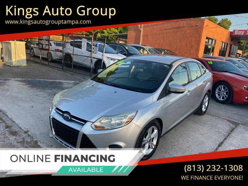 2014 Ford Focus for sale at Kings Auto Group in Tampa FL