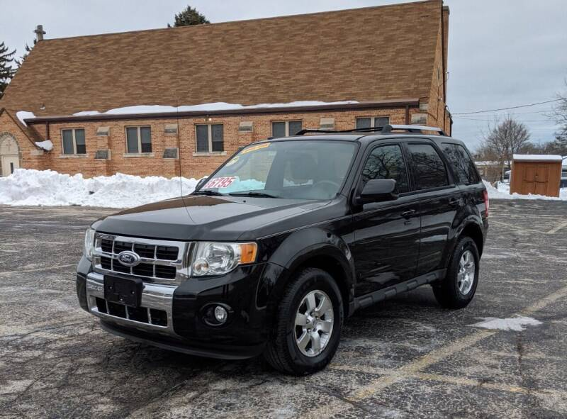 2010 Ford Escape for sale at Budget City Auto Sales LLC in Racine WI