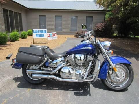 2009 Honda VTX for sale at Blue Ridge Riders in Granite Falls NC