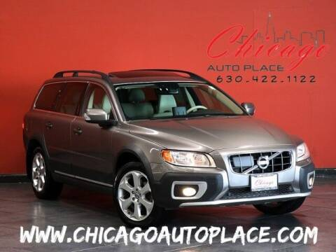 2011 Volvo XC70 for sale at Chicago Auto Place in Bensenville IL