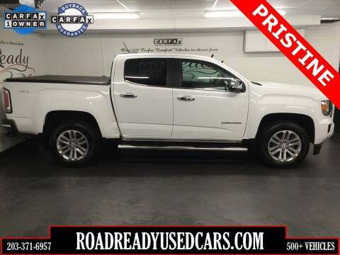2016 GMC Canyon for sale at Road Ready Used Cars in Ansonia CT