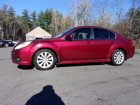 2011 Subaru Legacy for sale at Mark's Discount Truck & Auto Sales in Londonderry NH